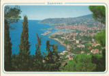 Italia, Sanremo, carte postala ilustrata 3, necirculata