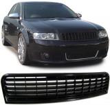 Grila fara semn Audi A4 B6 2000-2005 negru
