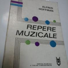 REPERE MUZICALE - ALFRED HOFFMAN