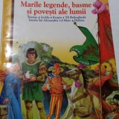 Marile legende, basme și povești ale lumii