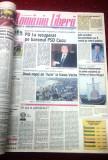 Ziarul ROMÂNIA LIBERĂ luna NOIEMBRIE 2006, colecție completă, REDUCERE!