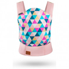 Kinderkraft - Marsupiu ergonomic Nino Pink