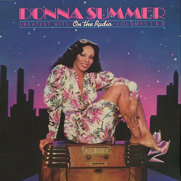 VINIL 2xLP Donna Summer – On The Radio: Greatest Hits Volumes I & II (-VG)
