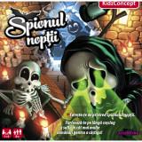 Joc de societate Spionul noptii, 1-4 jucatori, 5 ani+