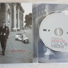 [DVD] Andrea Bocelli - Incanto - 2DVD