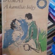 A kamelias bolgy – Dumas