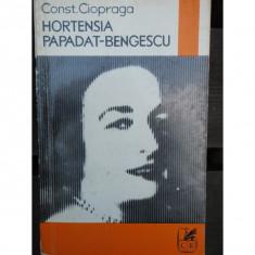 HORTENSIA PAPADAT BENGESCU - CONST. CIOPRAGA