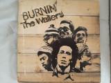 Burnin' The Wailers - 1973 Island/Capitol USA -  vinyl vinil
