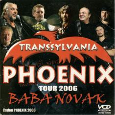 (Transsylvania) Phoenix – Baba Novak Tour 2006 (1 VCD)