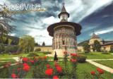 Carte postala Bucovina SV167 Sucevita
