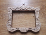 Rama de fotografie din lemn , 11x15 , fag