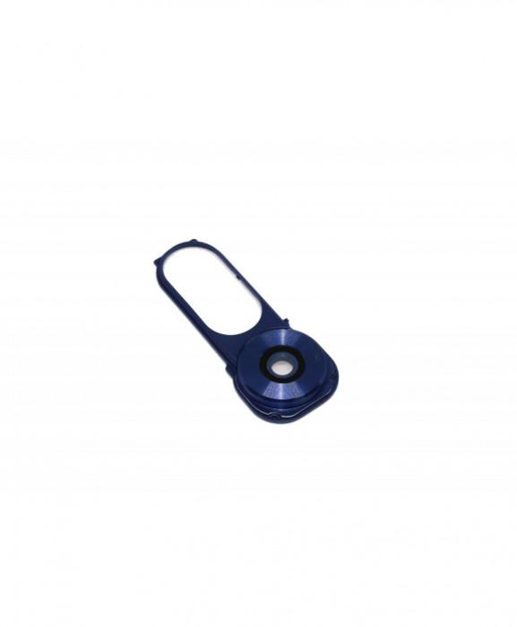 Geam Camera LG V10, H960 Albastru Inchis