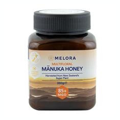 Miere de Manuka Poliflora Melora MGO 85+ 250gr New Zealand Cod: RB1004148