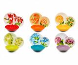 Cumpara ieftin Set de masa 18 piese Floral