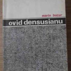 OVID DENSUSIANU - MARIN BUCUR