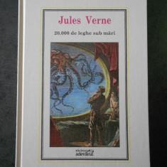 JULES VERNE - 20.000 DE LEGHE SUB MARI (Adevarul, nr. 1)