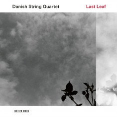 Danish String Quartet: Last Leaf ( ECM 2550 ) vinil LP - SIGILAT !
