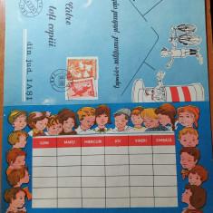orar pentru copii din anul 1980