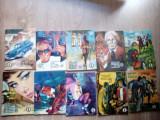 Colectia temerarilor 10 carti in stare perfecta