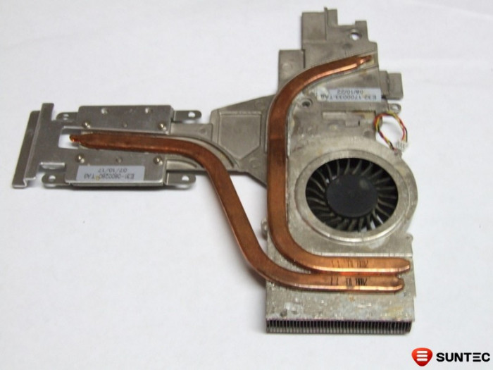 Heatsink + cooler MSI CR620 E31-0800280-TA9