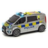 Cumpara ieftin Masina de politie Dickie Toys Ford Transit cu lumini si sunete