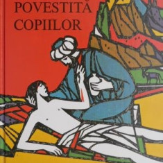 Biblia povestita copiilor – Anne de Vries