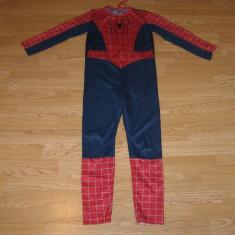 Costum carnaval serbare spiderman pentru copii de 8-9 ani, Din imagine