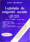 Legislația de asigurări sociale