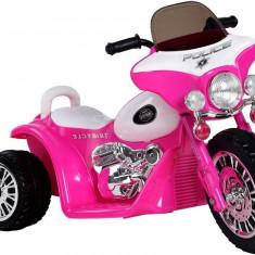 Motocicleta electrica JT568, roz