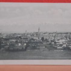 SIBIU - VEDERE GENERALA - PERIOADA INTERBELICA - EDITURA JOS. DROTLEFT, SIBIU -, Necirculata, Fotografie