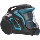 Aspirator fara sac Hoover HP710PAR 011, 850 W, Filtru lavabil HEPA, Perie parchet