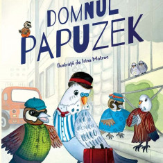 Domnul Papuzek   Cornel Vlaiconi