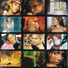 Caseta J.Lo – J To Tha L-O! (The Remixes), originala, holograma