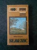 MIHAI GRIGORE - MUNTII SEMENIC (Colectia Muntii nostrii)