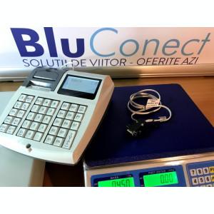 Cantar SWS PMK 15/30kg cu conectare la Casa de Marcat Tremol M20, Activa, ADPOS
