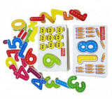 Cumpara ieftin Joc educativ lemn- Carduri cu cifre