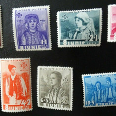 Romania LP 114 , Costume nationale OETR , MNH/**