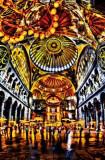 Puzzle Schmidt 1000 Michael von Hassel : Church dome