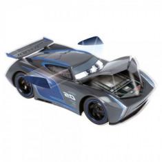 Masina Cars 3 Crash Car Jackson Storm cu Telecomanda