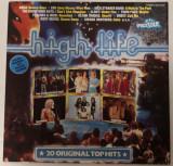 [Vinil] V.A. - High Life 20 original Top Hits - compilatie pe vinil