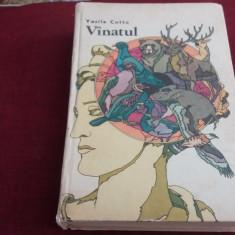 VASILE COTTA - VANATUL