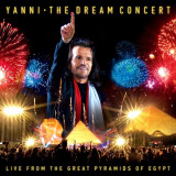 Yanni Dream Concert:Live from the Great Pyramids of Egypt (dvd+cd)