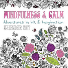 Calendar 2017 - Mindfulness & Calm | Workman Publishing