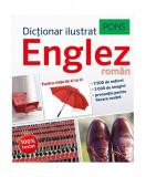 Dicționar ilustrat englez-român. Pons
