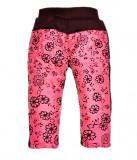 Pantaloni roz impermeabili matlasati