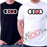 Tricou Personalizat Color - Audi - VW