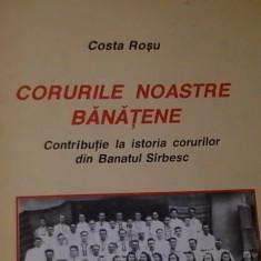 CORURILE NOASTRE BANATENE-COSTA ROSU-, Alta editura