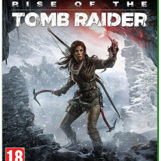 Joc XBOX One Rise of the Tomb Riader - A