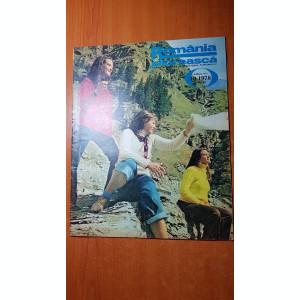 romania pitoreasca octombrie 1978-art. si foto braila si arges,budesti arieseni