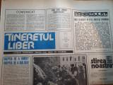 ziarul tineretul liber 2 februarie 1990-clica ceausista in fata judecatii